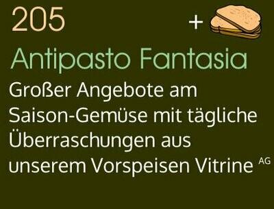 Antipasto Fantasia