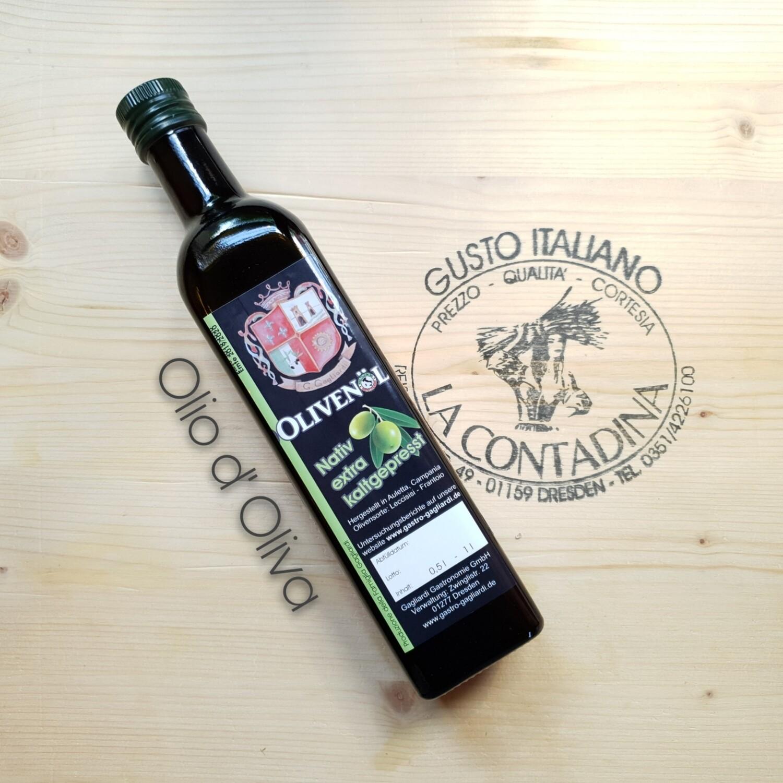 Flasche 0,5L Olivenöl