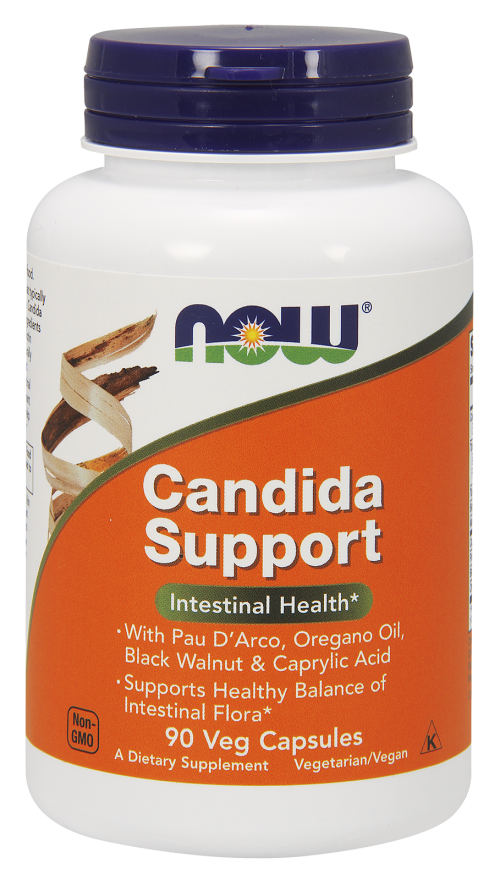 Candida Support 90 Veg Capsules