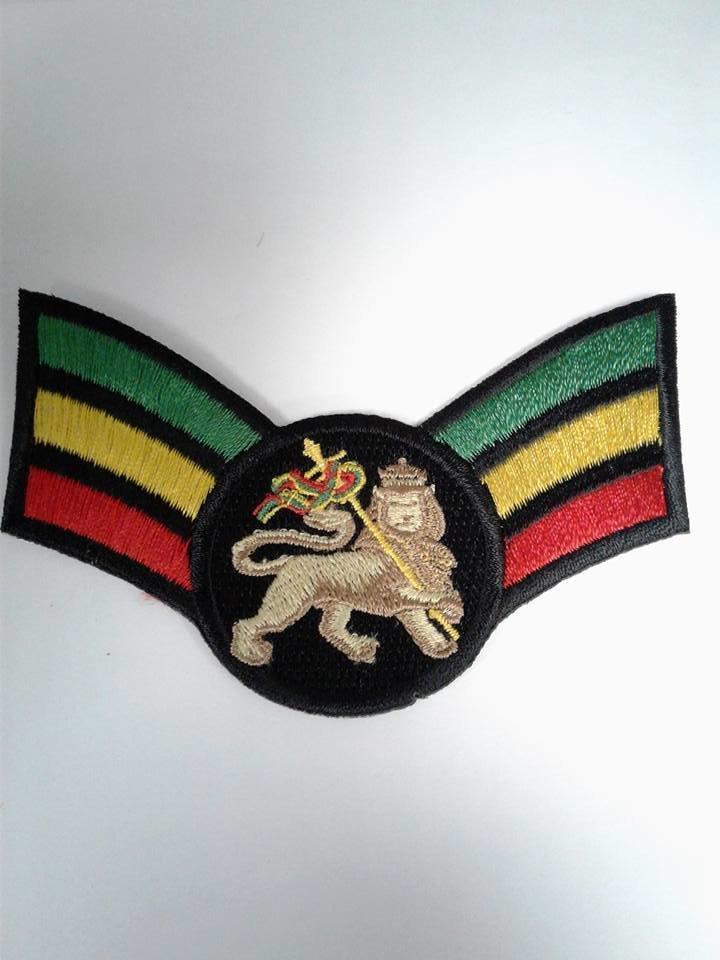 Lion Of Juda R.G.G patch