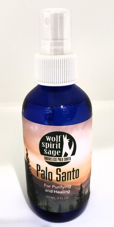 Wolf Spirit Sage Smokeless Palo Santo