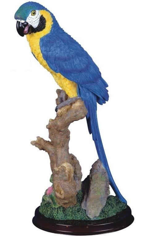 Parrot Statue