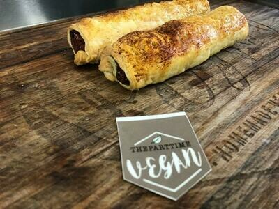 PTV Mince Sausage Rolls (sold 2 in a pack)