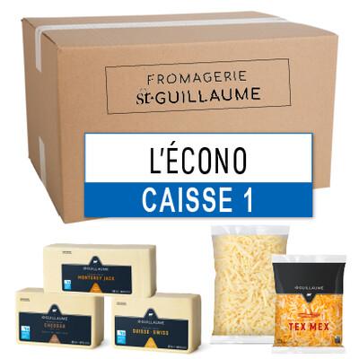 CAISSE 1 - L'ÉCONO