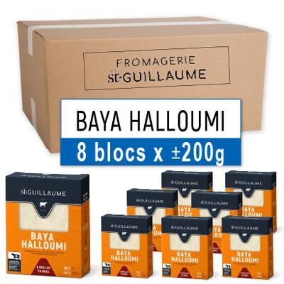 BAYA HALLOUMI - CAISSE ENTIÈRE