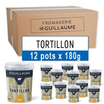 TORTILLON EN POT - CAISSE ENTIÈRE