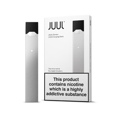 JUUL Basic Kit Silver
