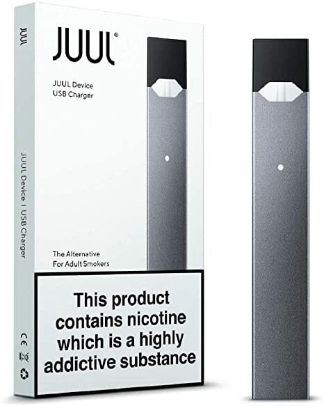 JUUL Basic Kit Slate