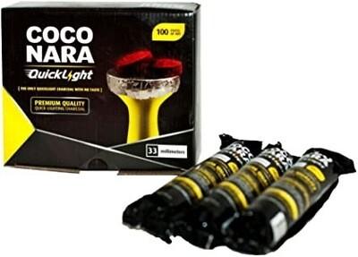 Coco Nara 33mm QL Coals