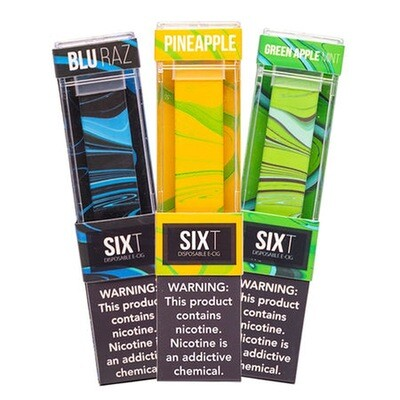 SIXT Disposable Pen