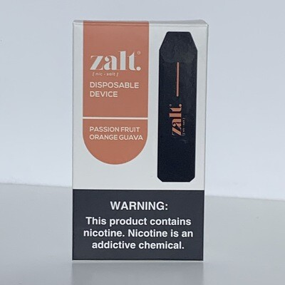 Zalt Disposable Device 3pack