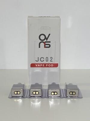 OVNS JC02 4pack Vape Pods
