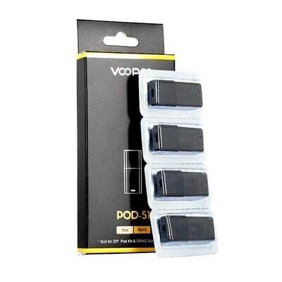 VooPoo Pod-S1 4Pack