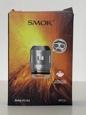 Smok TFV8 Baby V2 A3 Coils .15ohm