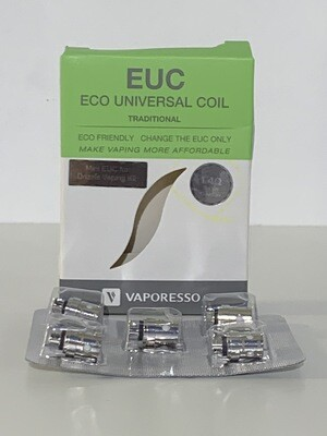 Vaporesso EUC Traditional Coil 1.4 Ohm
