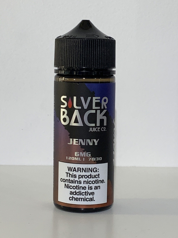 Silver Back Jenny 120ml