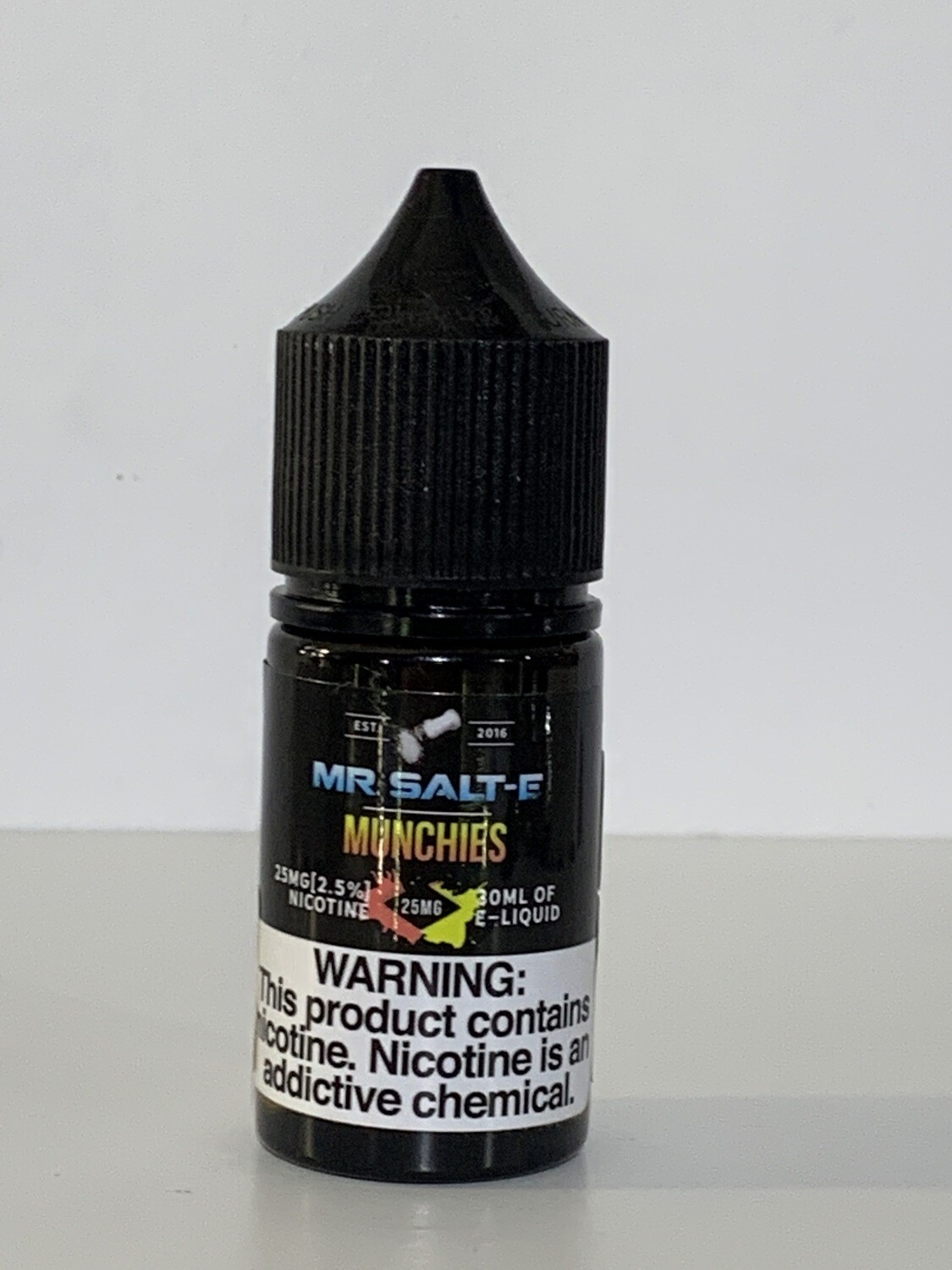Mr Salt E Nicotine Salt E-Liquid