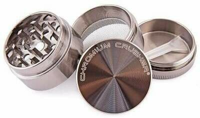 Chromium Crusher 4part Grinder 1.6 Inch