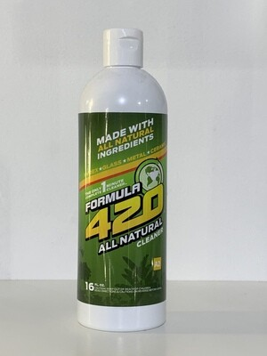 Formula 420 Advanced Cleaner