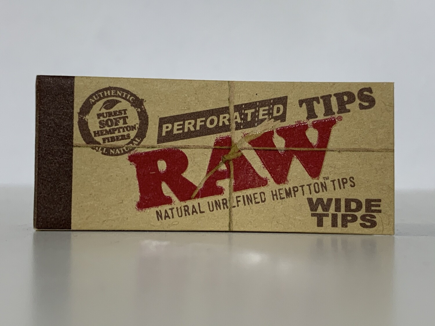 Raw Perforated Tips 50Pack