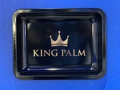 King Palm Premium Metal Rolling Tray