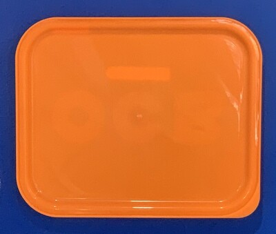 OCB Large Neon Orange Rolling Tray
