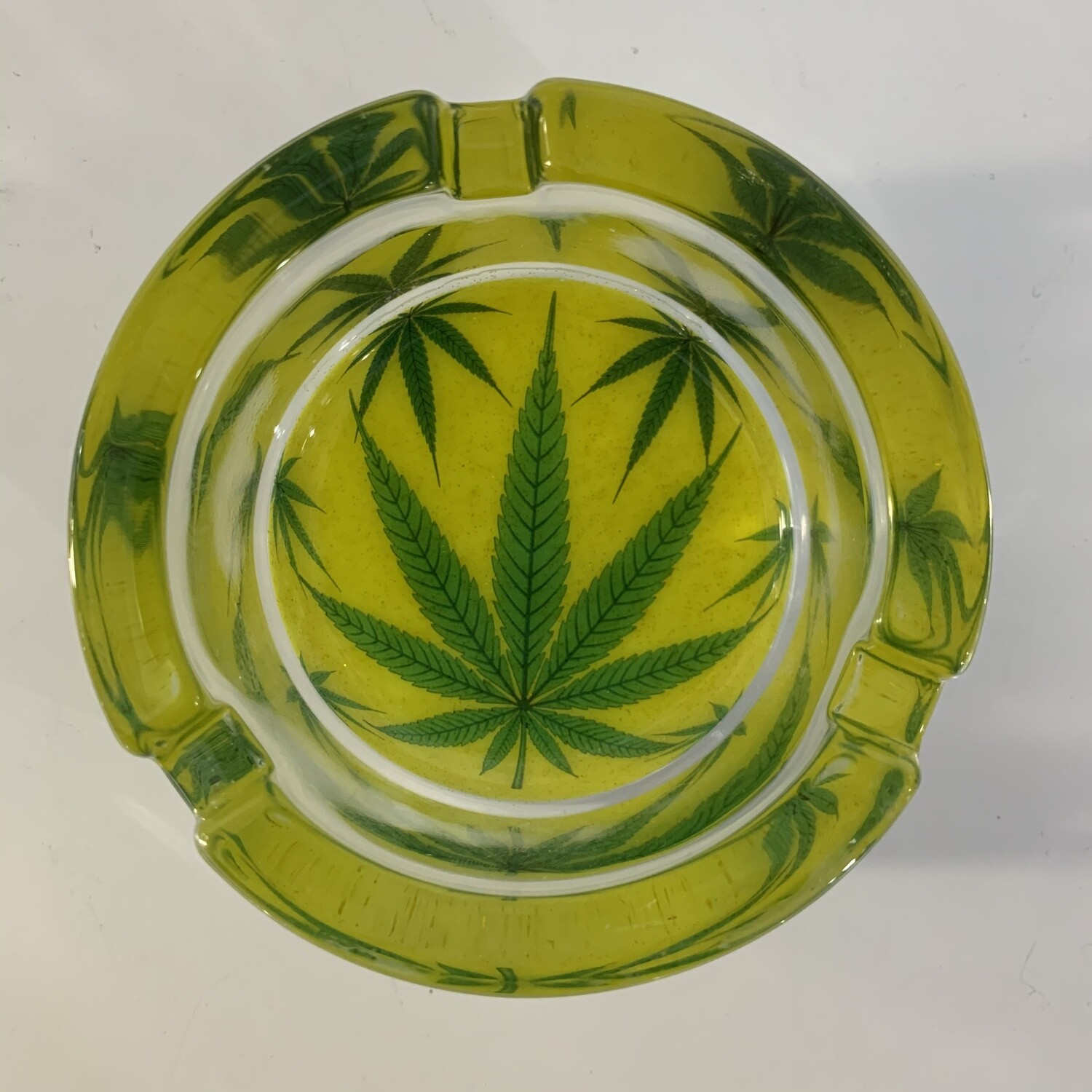 Small Glow In The Dark Ashtray