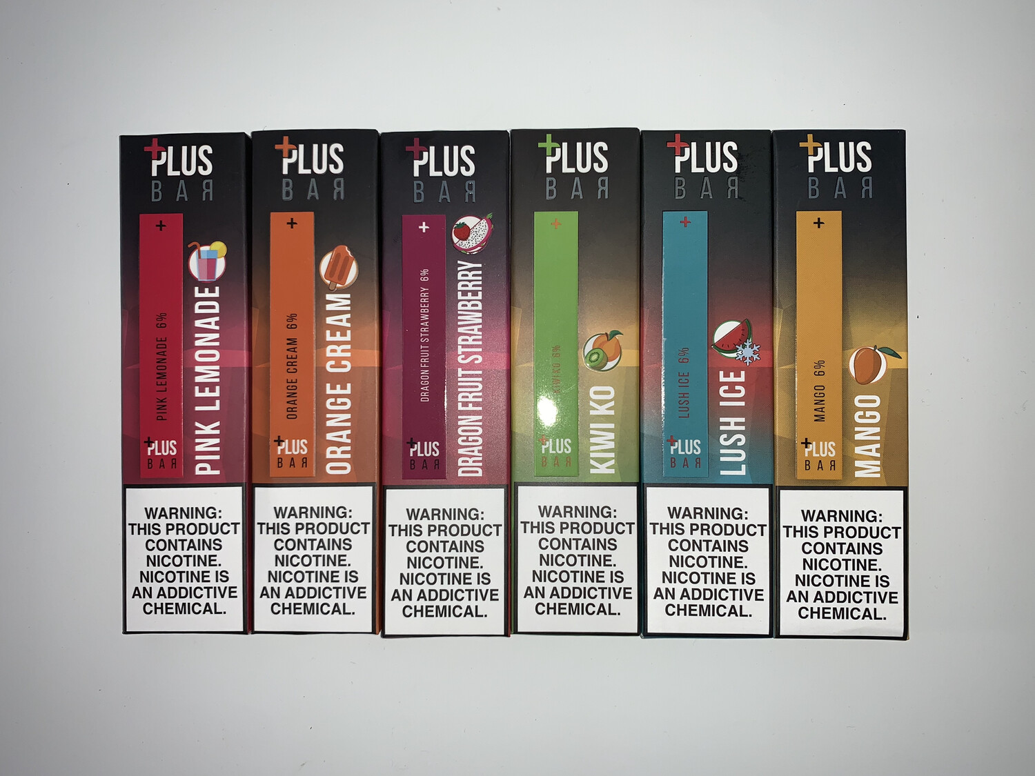 +Plus Bar Disposable Vape Pen
