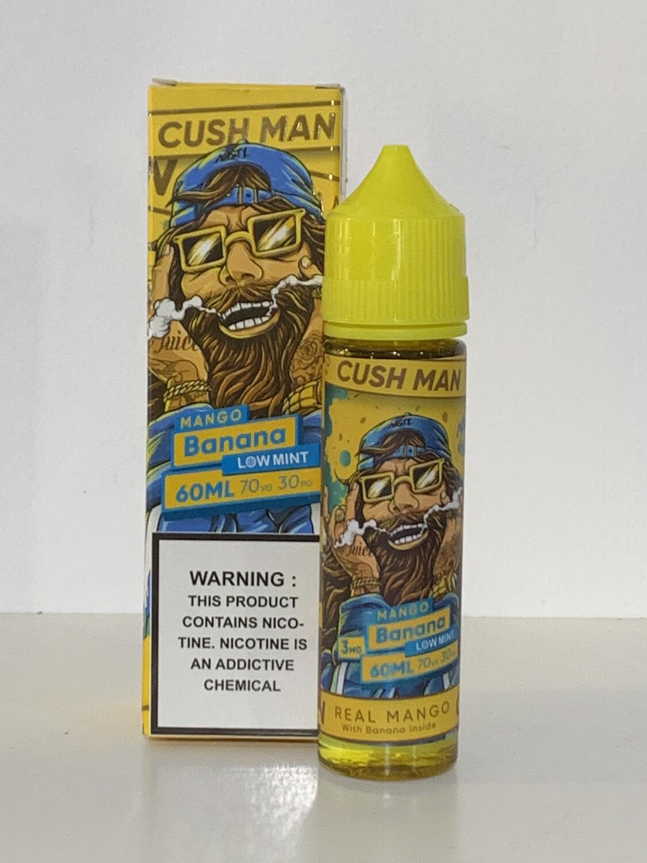 Cush Man Mango Banana Low Mint