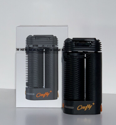 Crafty Dry Herb Vaporizer By Storz & Brikel