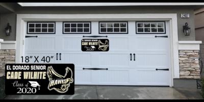 CLASS OF 2020 GARAGE DOOR MAGNET