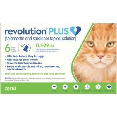 Revolution Plus Cat 11.1-22lb ($15 Rebate)