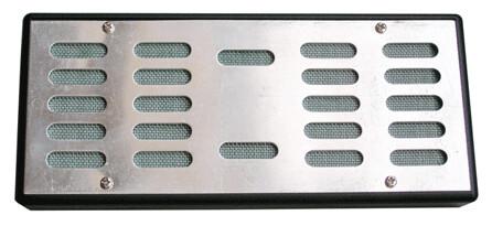 Visol Silver Humidifier For Medium / Large Cigar Humidor