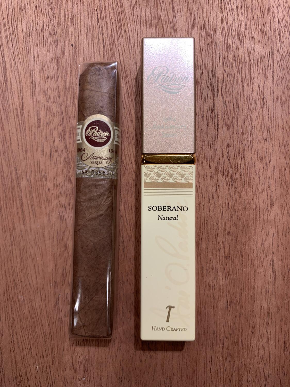 Padron 1964 Soberano Stx15 Mad Cigar