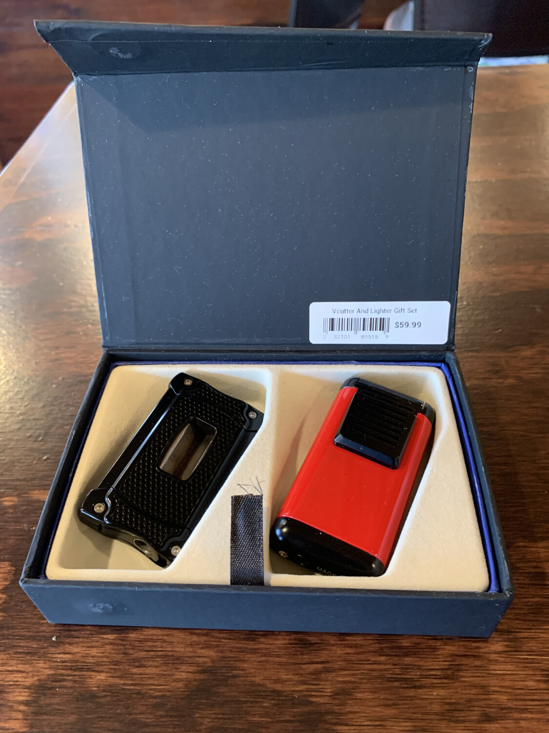 Vcutter And Lighter Gift Set