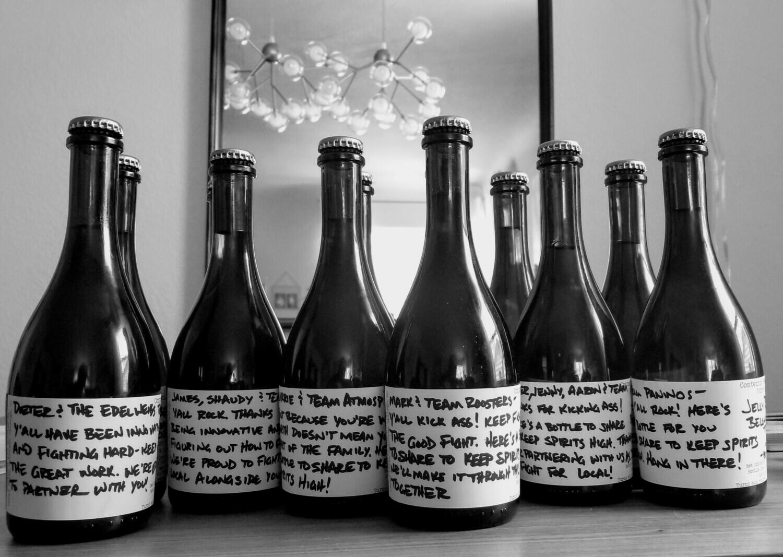 #LiquidLoveNotes Bottle