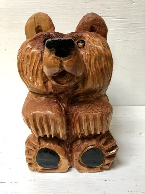 Chainsaw Carved Bear