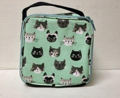 Cat Lunch Bag