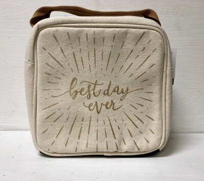 Best Day Ever Lunch Bag