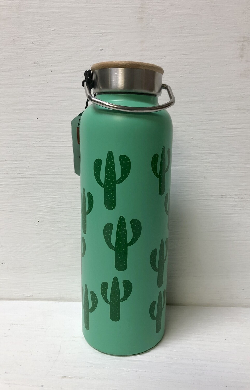 Cactus Water Bottle