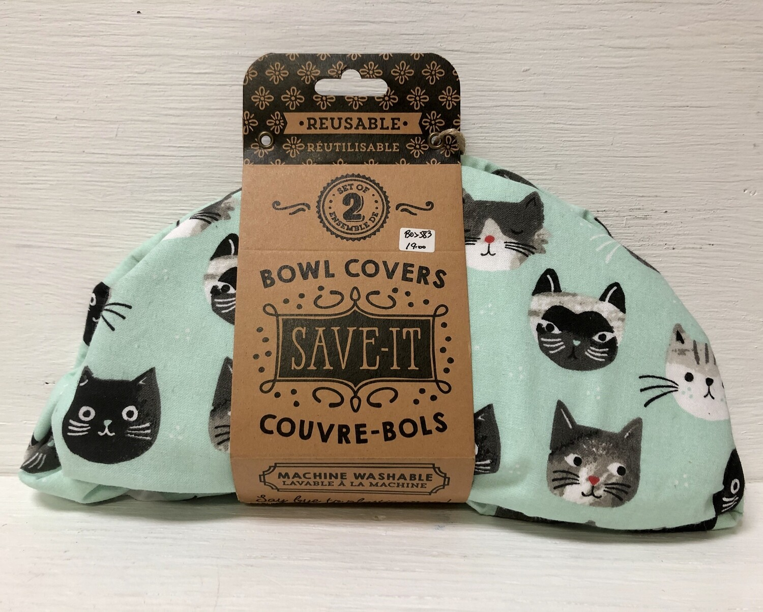 Cat Bowl Cover