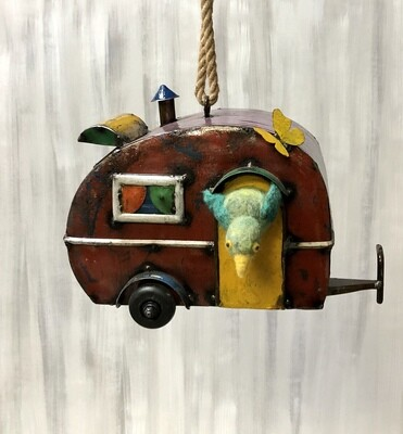 Bird House Camper