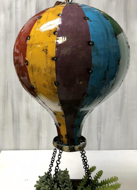 Air Balloon Planter/Bird Feeder