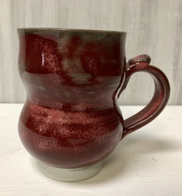 Smooth Red Mug