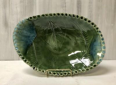 Green Leaf Dish