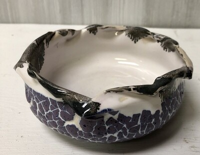 Crackle Dish
