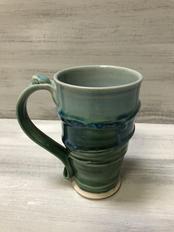Tall Slip Mug