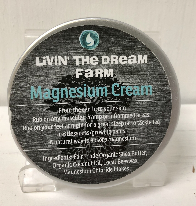 Magnesium Cream