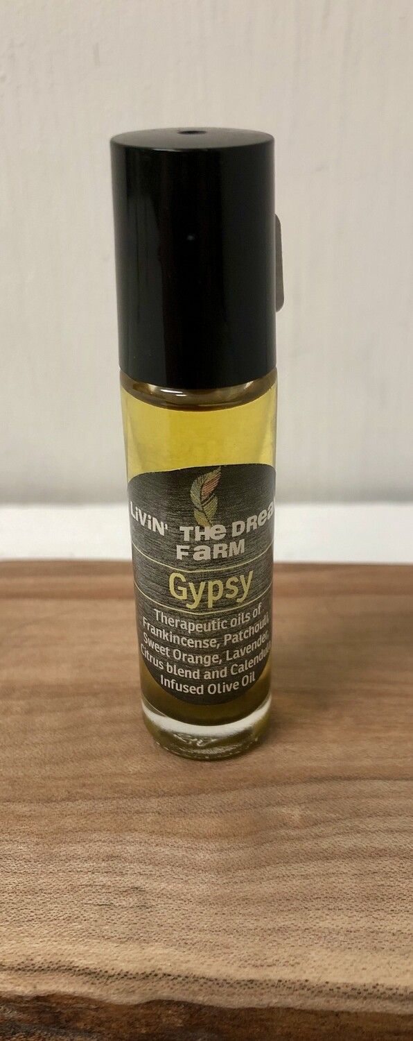 Gypsy Roll On Therapeutic Oil