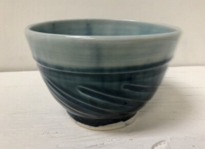 Small Blue/Green Bowl
